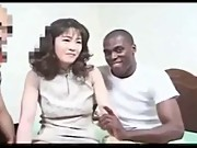 BBC Uses Jap Wife In Front of Cuck Hubby (Uncensored)