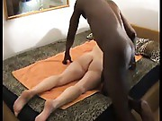 Wife's BBC massage