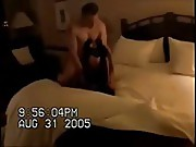 Husband films his wife with two men