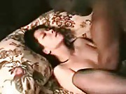 Asian wife gets slammed by black man pt2