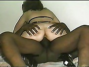 Hot wife fucked by a big black cock cuckold films