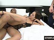 Exotica girl blows and is sodomized